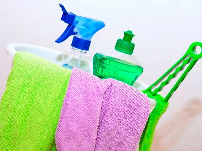 La limpieza principal obsesión de un administrador de fincas